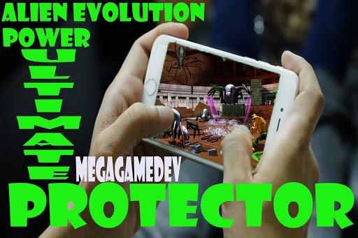 Alien Evolution : Power Ultimate 10 Protector apkpoly screenshots 1