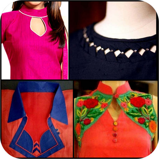 Latest Neck Catlog Kurti Collar Designs Girls Idea Apps On Google Play