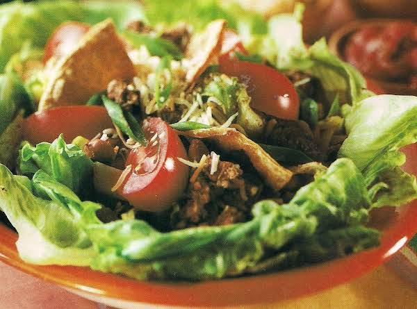 Fiesta Lettuce Bowls Recipe