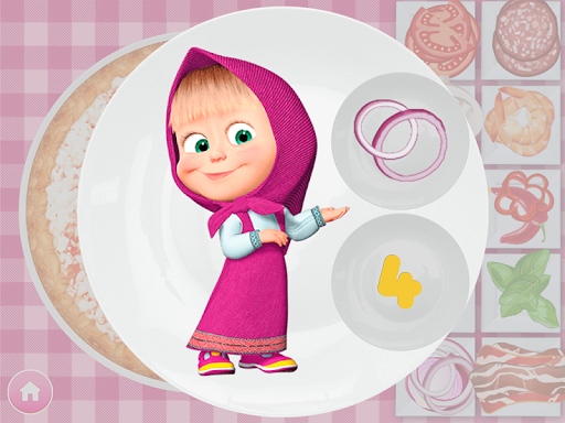 Masha and the Bear. Games & Activities 5.2 screenshots 4