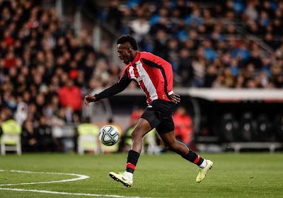 Un joueur de l'Athletic Bilbao a entendu des cris racistes lors du match à l'Espanyol