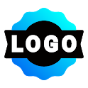 Logoshop - Logo Maker Free & Graphic Design App icon