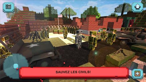 Télécharger gratuit Commandant: Héros de la Guerre APK MOD 2