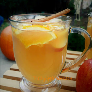Homemade Apple Cider With Apple Juice Recipes