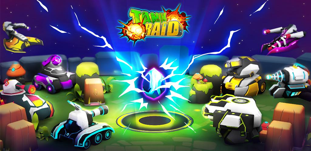Tank Raid Online Premium - 3v3 Battles 2 67 Apk Download