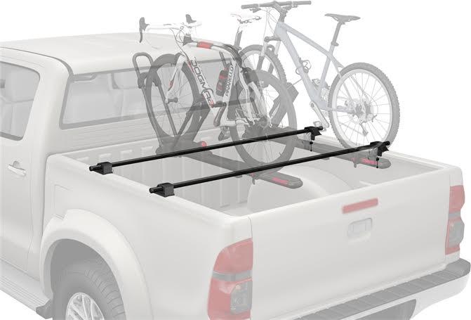 yakima bedrock truck bed rack 4 pack