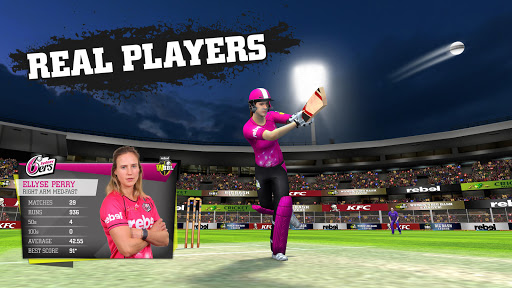 Big Bash Cricket 2.1 screenshots 6