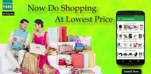 Приложения в Google Play – Online Shopping <b>Low Price</b> App