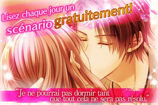 Romance Illu00e9gale - Otome games(jeux) en franu00e7ais 1.2.1 de.gamequotes.net 2