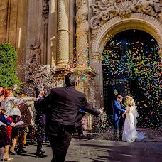 Wedding photographer Jorge Davó Sigüenza (bigoteverdejd). Photo of 20.02.2017