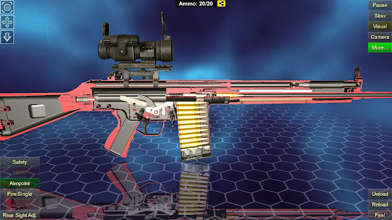 How it Works: HK G3 assault rifle