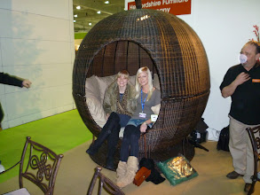 Photo: wicker outside furniture round bed  http://www.outsideedgegardenfurniture.co.uk/Rattan-Garden-Furniture/index.html