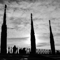Le guglie del Duomo di