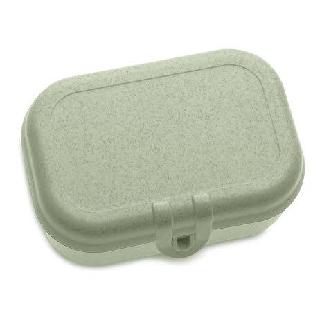 PASCAL S, Lunchlåda / Lunchbox, Organic grön 2-pack
