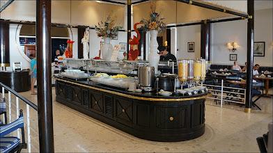 """Photo: Отель """"Шератон"""", ресторан, завтрак"""