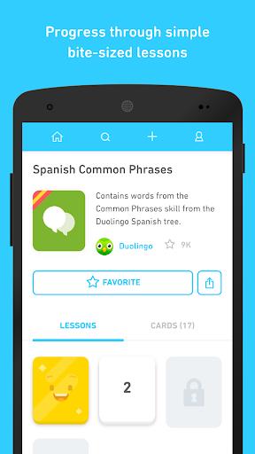 Tinycards by Duolingo: Fun & Free Flashcards screenshot 2