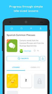 Tinycards by Duolingo: Fun & Free Flashcards - náhled