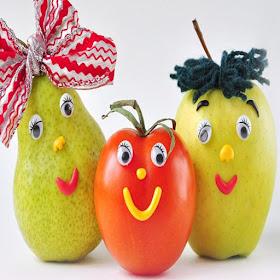 фрукты смешно головоломка