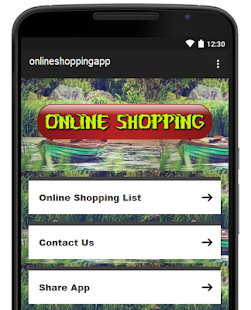 Online Shopping Apps: All List- screenshot thumbnail
