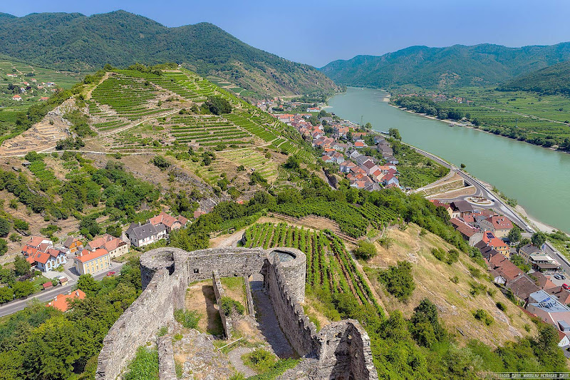 Sail through Austria's stunning Wachau Valley on a variety of Danube cruises on AmaWaterways.
