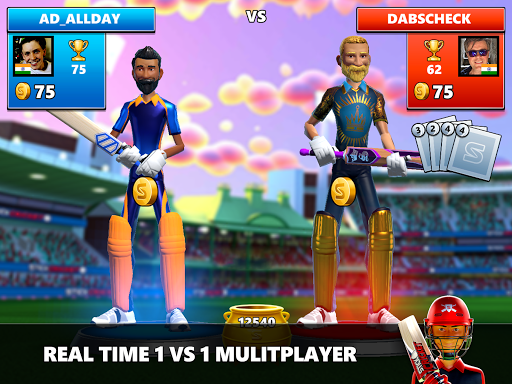Stick Cricket Live screenshot 13