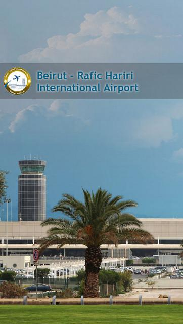Beirut Airport - Official App- screenshot