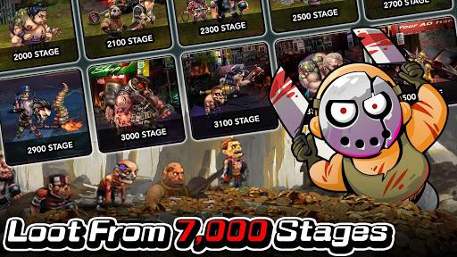 Merge Zombie: idle RPG 1.6.2 screenshots 9