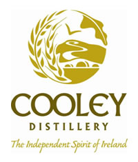 Logo for Michael Collins Irish whiskey