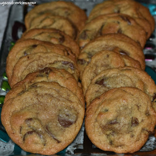 Pastry Flour Chocolate Chip Cookies Recipe