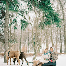 Wedding photographer Maksim Koliberdin (KoliberdinM). Photo of 28.11.2017