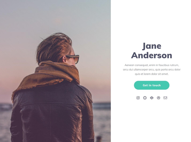 Jane Anderson homepage
