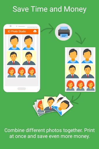 Passport Size Photo Maker - ID Photo Application 1.3.16 screenshots 13
