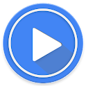 3GP/ MP4/AVI HD Video Player icon