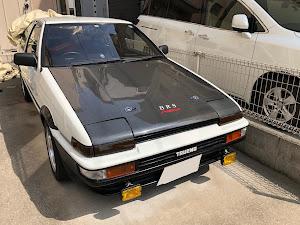 スプリンタートレノ AE86 GT-V 1985年式  2.5型のカスタム事例画像 ケイAE86さんの2019年04月19日14:29の投稿