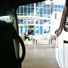 Photo: Skopje bus station was nice.