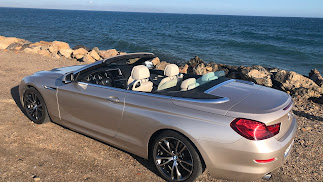 Playcar dispone de este exclusivo BMW 640 i Cabrio