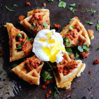 How to Make the Ultimate Southwestern Waffle Poutine Recipe