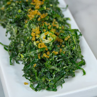Jean-Georges Vongerichten's Kale Salad with Parmesan and Lemon