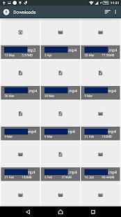 YourTube Video Downloader - náhled