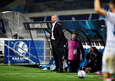 """Wim De Decker lucide : """"On s'est tiré une balle dans le pied"""""""