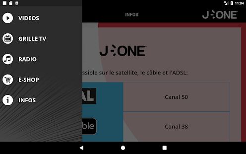 J-ONE- screenshot thumbnail