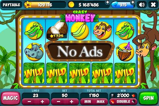 Crazy Monkey Slot. VIP