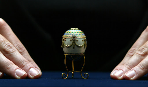 Faberge owner Gemstones's share price crashed 32% on Tuesday morning. Picture: BLOOMBERG