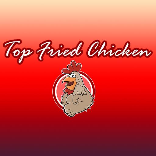 生活App Top Fried Chicken LOGO-3C達人阿輝的APP