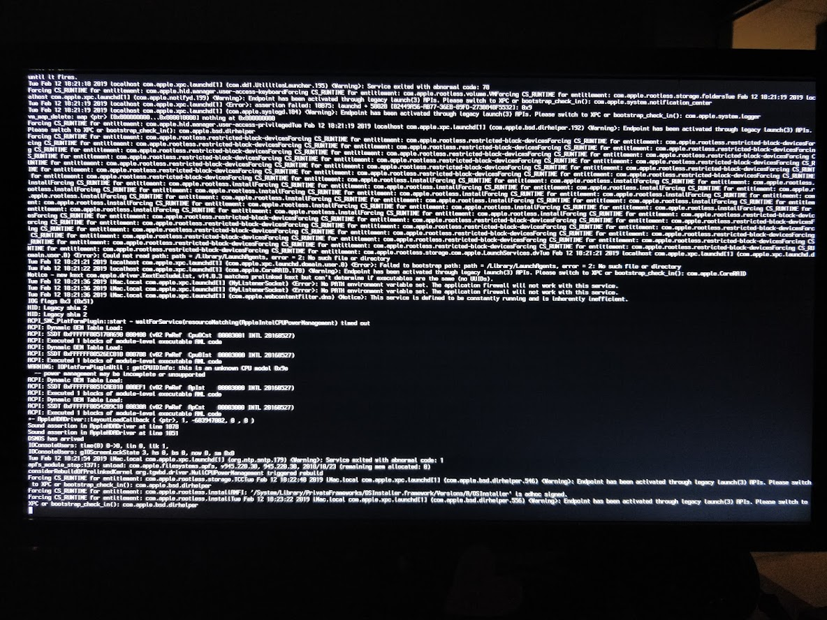 Vanilla Mojave with MacPwn - Page 2 - Guides - Hackintosh Zone