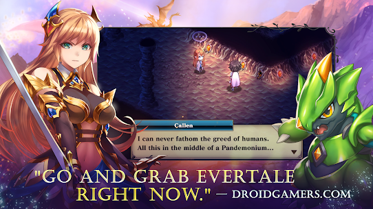Evertale Apk Download For Android and Iphone 7