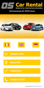 OS Car Rental- screenshot thumbnail
