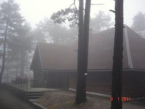 Photo: Lovački dom u Liscu