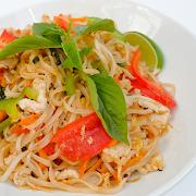 Thai Basil Noodles