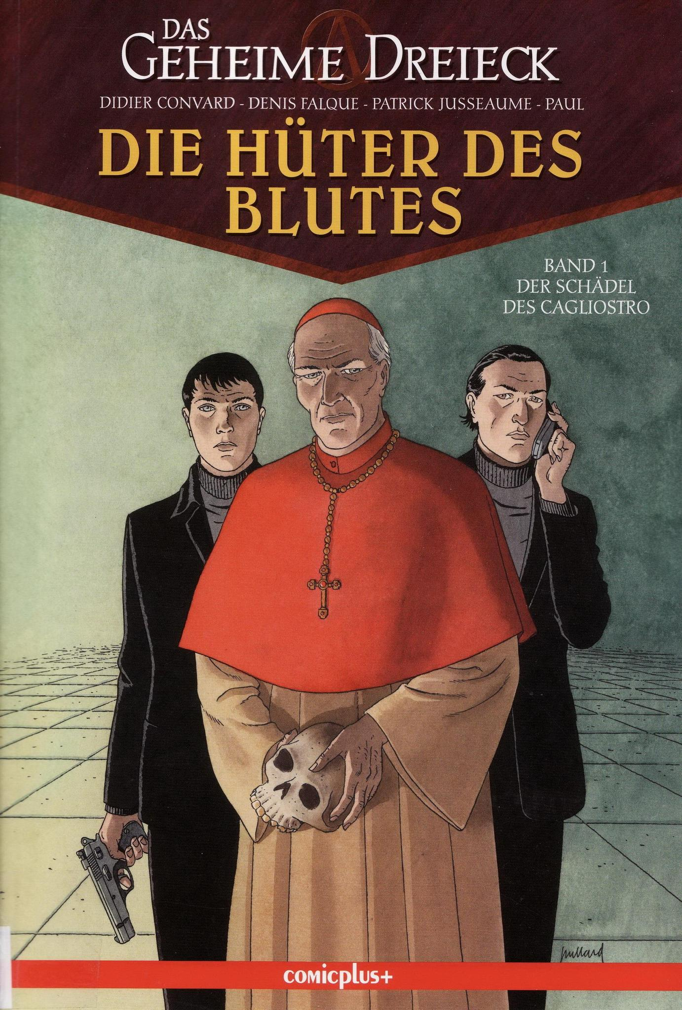 Das geheime Dreieck - Die Hüter des Blutes (2009) - komplett